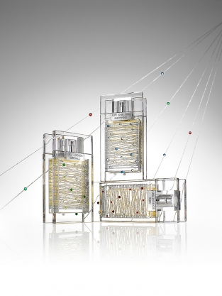 La Prairie<br>Display / POS